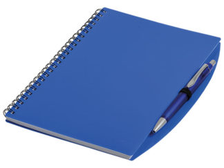 A5 Spiral Notebook and Pen