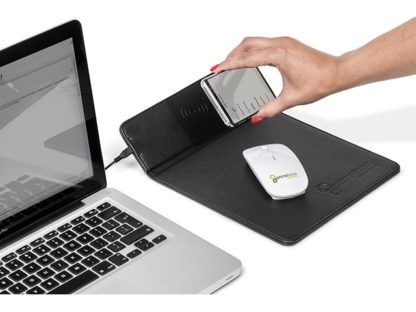 Ashburton Mousepad With Wireless Charger