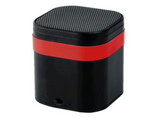 Bluetooth Speaker With Coloured Silicone Band