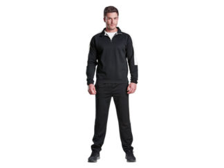 Brt Chrome Tracksuit Top