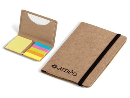 Business Card Holder And Sticky Flags