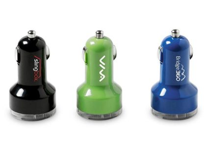 Voyage Dual Usb Car Charger